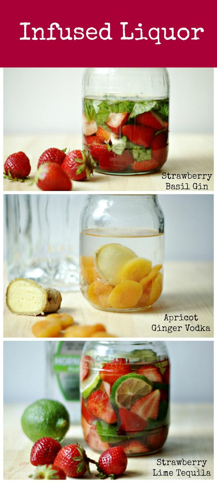 Tequila-Soaked Fruit Recipe — Dishmaps