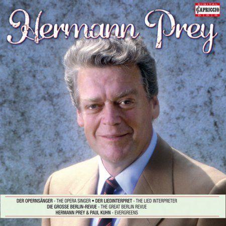 Mozart / Prey / Wdr Radio Orchestra Cologne - Hermann Prey Edition [CD]
