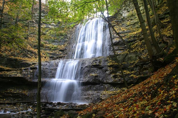 Sherman Falls, Ancaster, Ontario