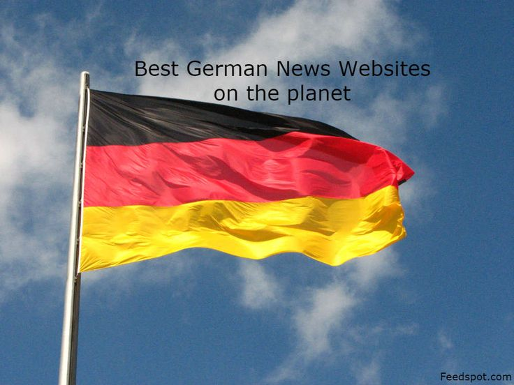 Top 5 German News Websites on the Web