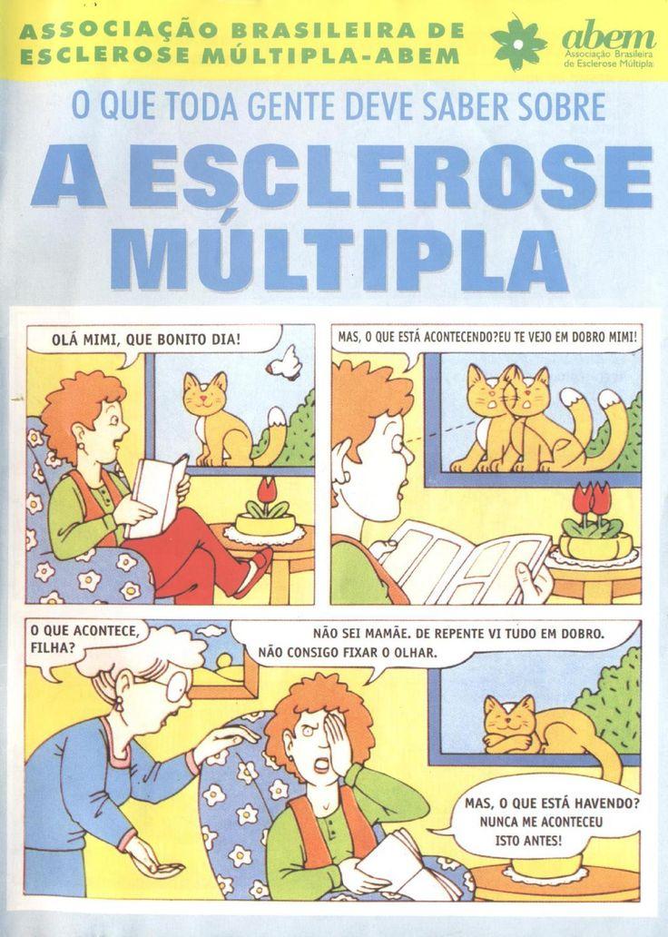 O que toda gente deve saber sobre a esclerose múltipla