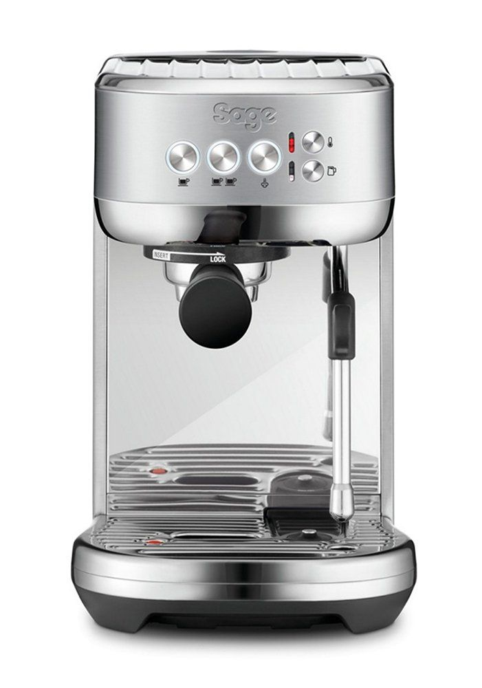 Buy Sage Ses500bss The Bambino Plus Espresso Coffee Machine Coffee Machines In 2020 Home Espresso Machine Espresso Machine Coffee Maker Machine