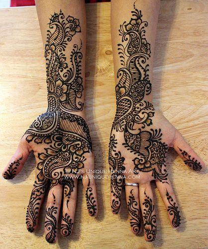 Henna Mehndi New Jersey : Sarah k s bridal henna nj unique art