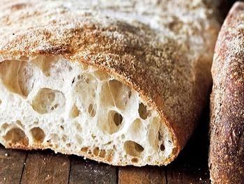 """Белый хлеб """"Чиабатта"""""""