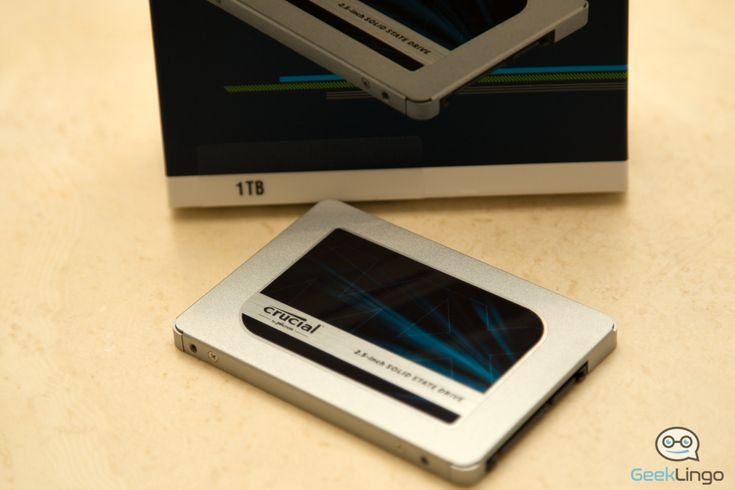 CT1000MX500SSD1 Crucial MX500 1TB 3D NAND SATA 2.5 Inch Internal SSD New