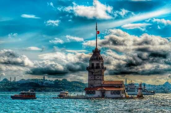 Kız Kulesi/ istanbul