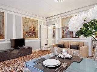 House rental in Venice, Veneto , San Marco with air con, TV, DVD