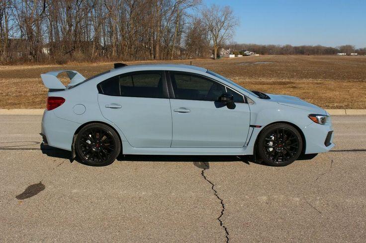 For Sale 2019 Subaru WRX STI 2019 Subaru WRX STI Series