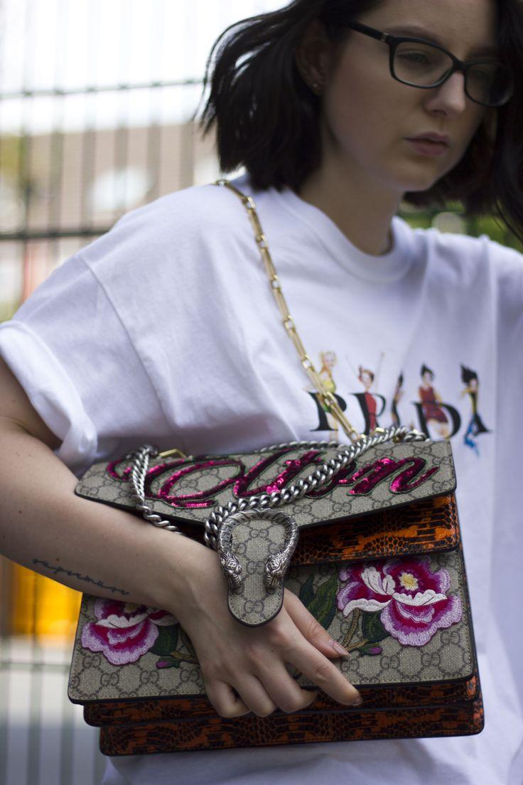Gucci Fashion Show Dionysus bag Elton