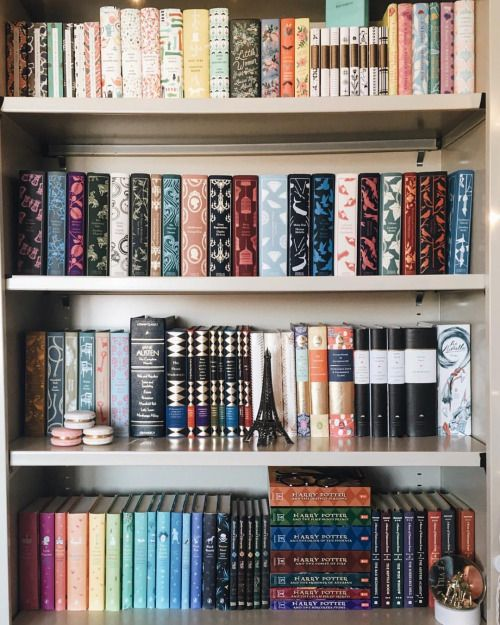 Set up a new shelf in my room last weekend!