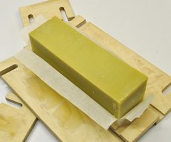Natural Cold Process Solid Shampoo on The Soap Kitchen at http://www.thesoapkitchen.co.uk/recipe_solid_shampoo.htm