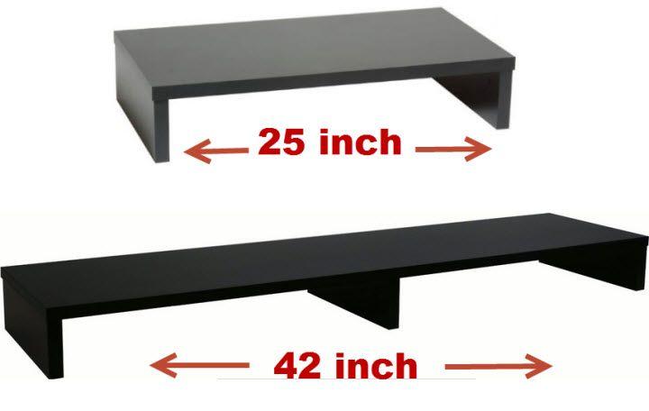 Tabletop Tv Shelf Stand Tabletop Tv