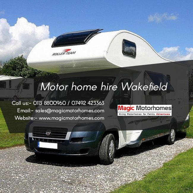 Looking to have a motor home hire in Wakefield? At Magic Motor Homes, you can hire the Fiat Ducati Autoroller 707 and enjoy a fun trip in a fully air conditioned diesel powered vehicle. If you miss out on proper packing, worry not! The motor home is equipped with all home-like amenities including pots, cutlery, gas burner, grill and oven, privacy curtains, double and single beds, 7 table seating, ambient floor lights and dimmable LED lights inside. Visithttp://www.magicmotorhomes.com/ and…