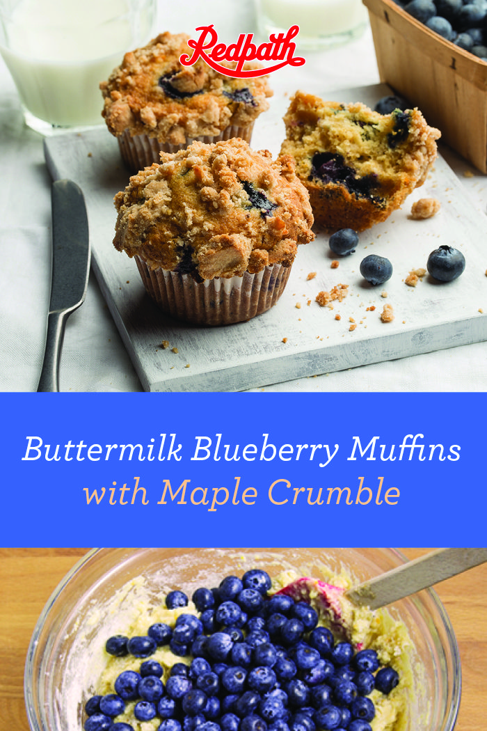 Buttermilk Blueberry Muffins With Crumble Topping Recipe Blue Berry Muffins Crumble Topping Buttermilk Blueberry Muffins