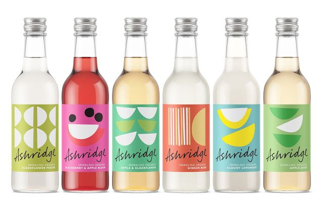 Ashridge Drinks on Packaging of the World - Creative Package Design Gallery