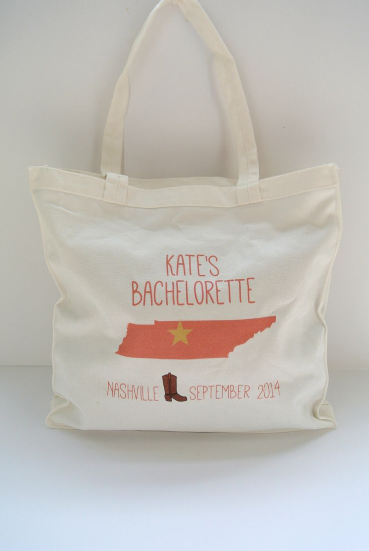 Country Western Bachelorette Party Totes, Bachlorette Party Totes, Bachelorette Gift, Bachelorette Party Favors, Nashville Bachelorette by yourethatgirldesigns on Etsy https://www.etsy.com/listing/204591362/country-western-bachelorette-party-totes