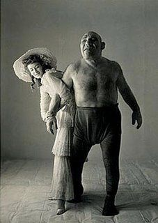Perhaps most well know under the name 'The French Angel', Maurice Tillet was born in France in 1903