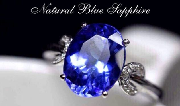 A Brief Introduction On Blue Sapphire Gemstone Premiumsapphire Com Blue Sapphire Benefits Sapphire Gemstone Blue Sapphire
