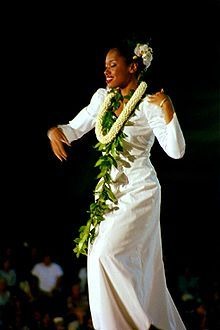 Dancer (Hula ʻauana), Merrie Monarch Festival ~ The Merrie Monarch Festival is a week-long cultural festival that takes place annually in Hilo, Hawaii.