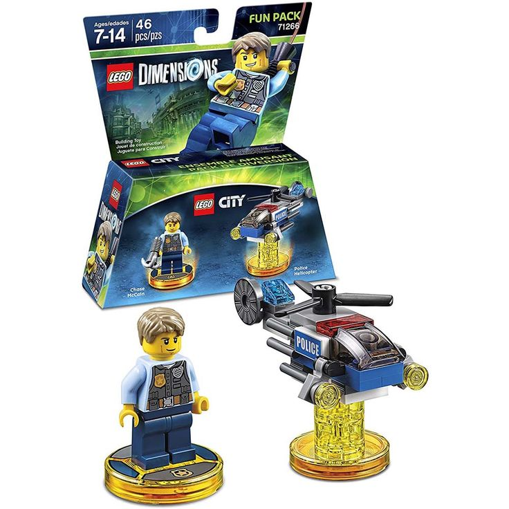 LEGO Dimensions - LEGO City Chase McCain