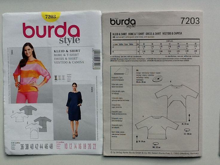 BURDA 7203