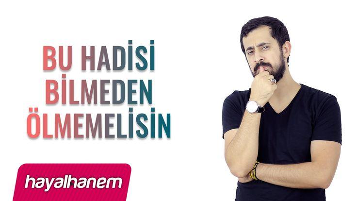 Bu Hadisi Bilmeden Ölmemelisin - Mehmet Yıldız