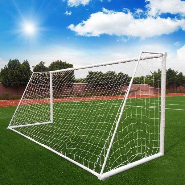 4 Sizes Practice Football Soccer Goal Post Net Outdoor Sport Training Practice Tool Soccer Goal Post Football Goal Post Goal Net