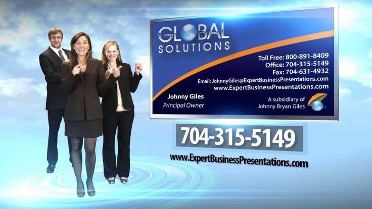 Website;  http://www.ExpertBusinessPresentations.com   Pricing & Samples;  http://www.businesshyperlink.com/EBPpricing.pdf   980-322-7399 or cre8ivejg@yahoo.com