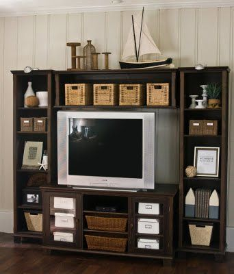Entertainment Center DecorEntertainment ...