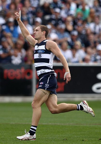 Joel Selwood from the Geelong Cats http://footyboys.com