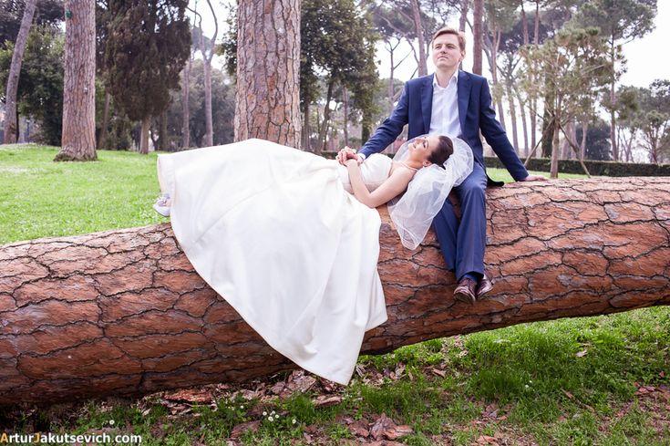 Honeymoon in Rome