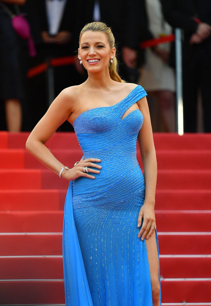 Blake Lively at the 69th annual Cannes Film Festival on May 14, 2016.