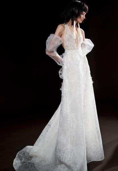 Robes de mariée Vera Wang 2018 : une collection atypique et totalement différente Image: 3