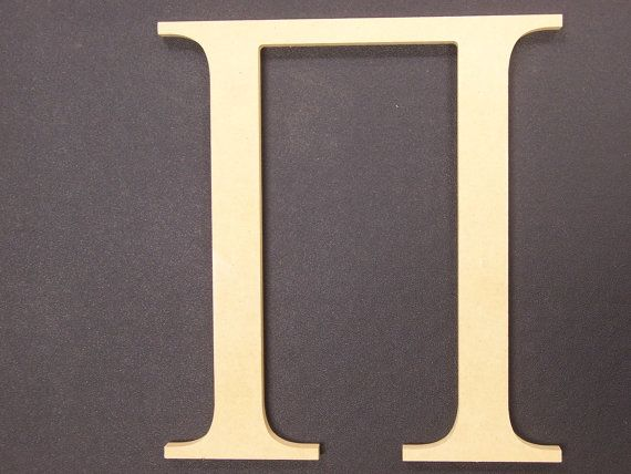 2 12 inch sorority letters unfinished wooden greek letters wood letters with keyhole beta