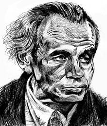... OK, let us say Like ... I like this writer ...  a little drill down into his life will tell you why .....   Louis-Ferdinand Céline