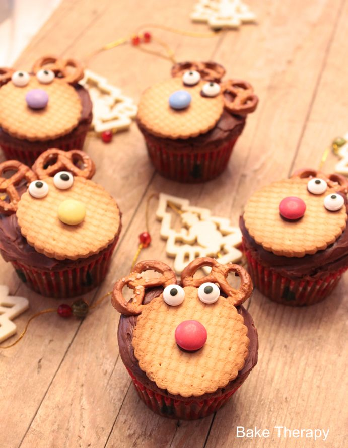 Renna Cupcakes