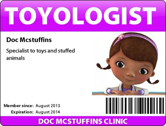 296 best Doc McStuffins Theme images on Pinterest ...