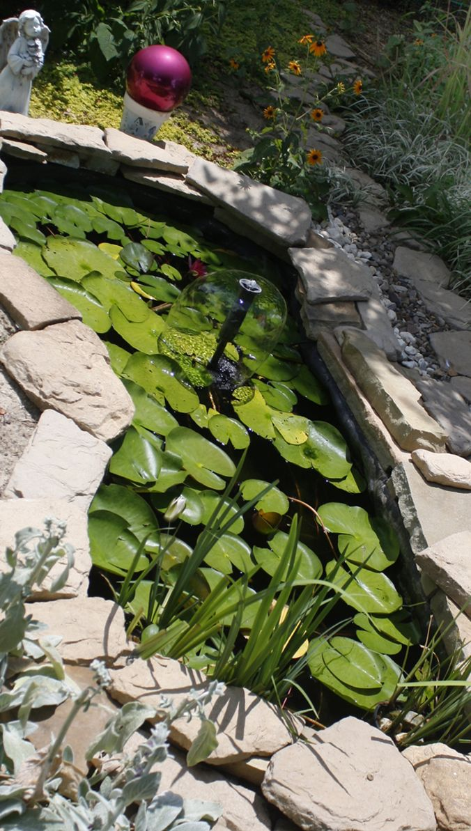 7 best decorative ponds images on pinterest backyards ponds and