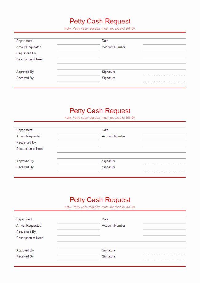 Graphic Design Project Request Form Unique Petty Cash Request In