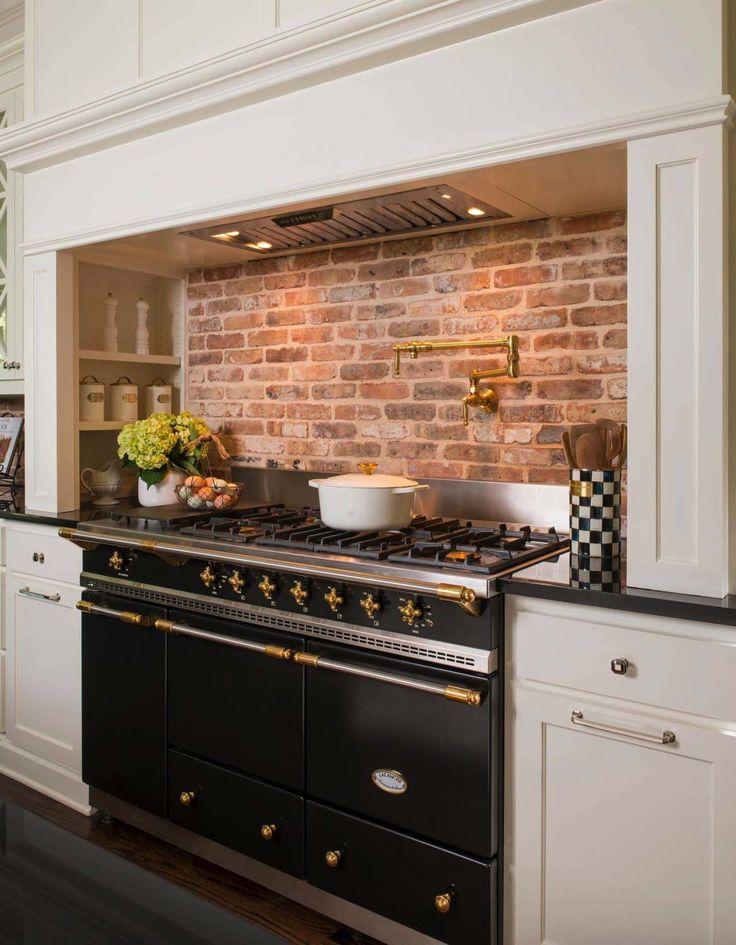 But no brick. Do designers cook & clean?