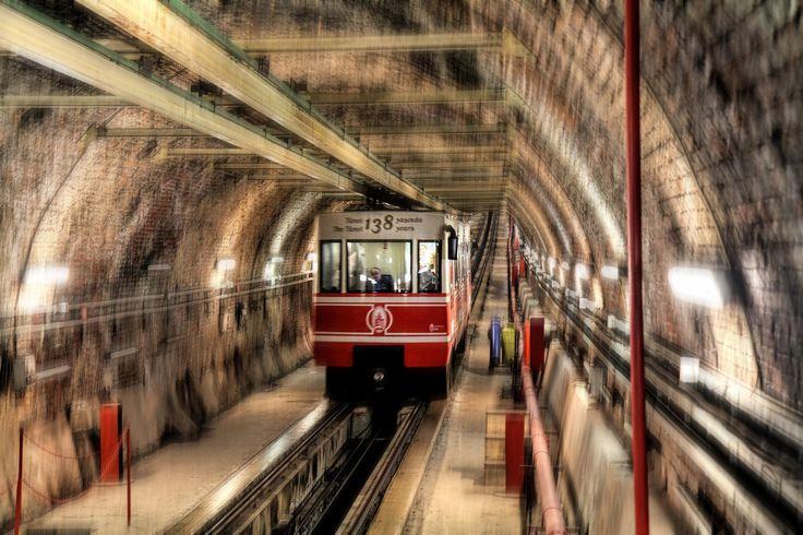 Old Subway Istanbul Tünel by Vlastimil MoDDO Vanek on 500px