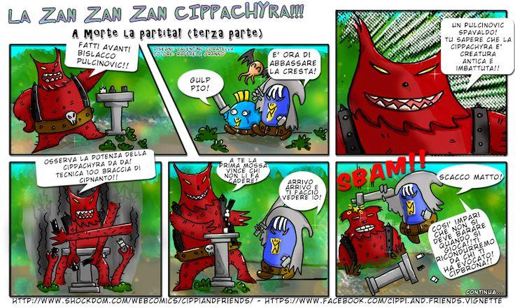 [#20] Tales of Cippannara: la zan zan zan cippachyra – a morte la partita! (terza parte)