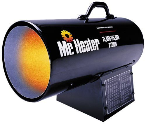 Mr Heater Mh125fav 125000btu Forcedair Propane Heater You Can Find Out More Details At The Link Of The Image This Is An Affi Propane Heater Heater Propane