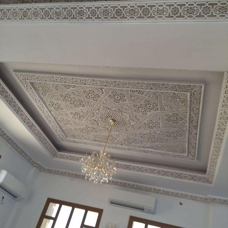 Decoration Platre Marocain: ملامح العقارية On