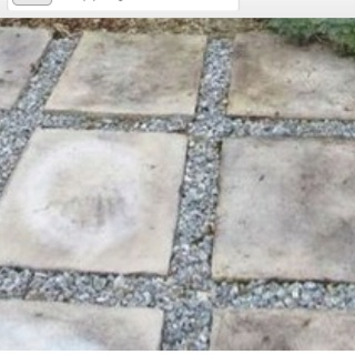Pinterest the world s catalog of ideas - Stepping stones and pebbles ...