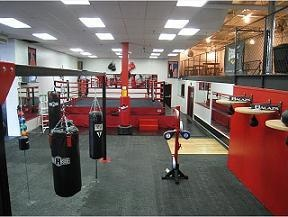 Rome Mma gym