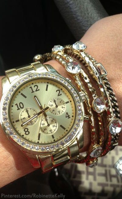 michael kors and gold watches 2014 kors watches women 2015 #watches #style