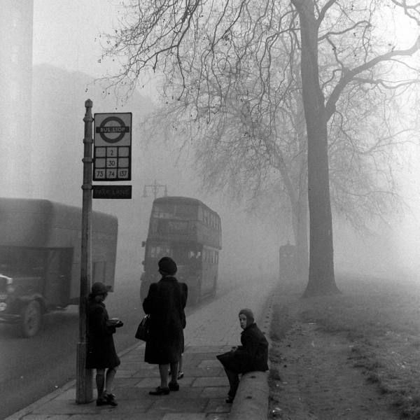 Frederick Wilfred: London Photographs 1957-62