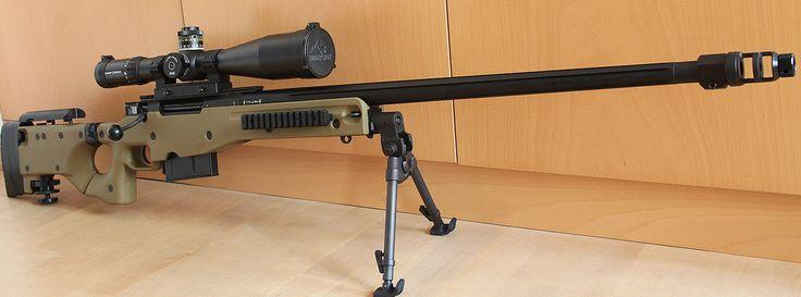 Accuracy International AWM - .338 Lapua Magnum