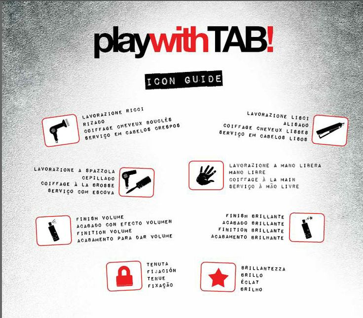 Play with TAB>U! #hairstyle